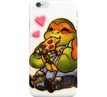 Chibi Michelangelo iPhone Case/Skin