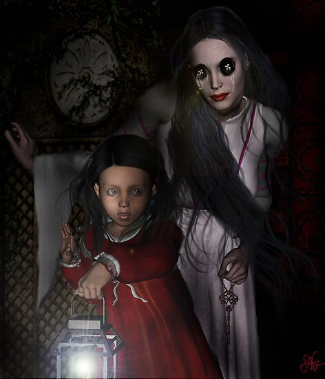 The Other Mother by Sidhegraphics