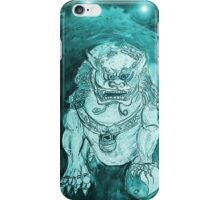 Foo Dog 3 iPhone Case/Skin