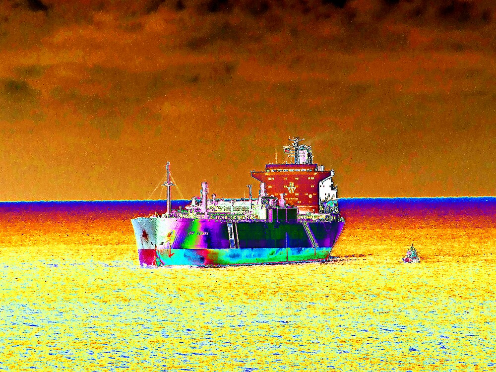 tanker2 by matjenkins