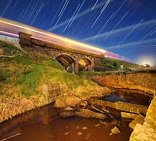 Railway Bridge by James Collier
