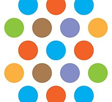 Polka Dots by psychoandy