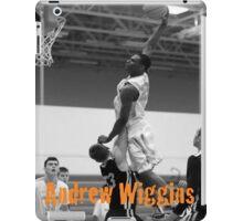 Andrew Wiggins dunk iPad Case/Skin