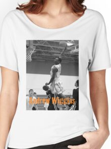 Andrew Wiggins dunk Women's Relaxed Fit T-Shirt