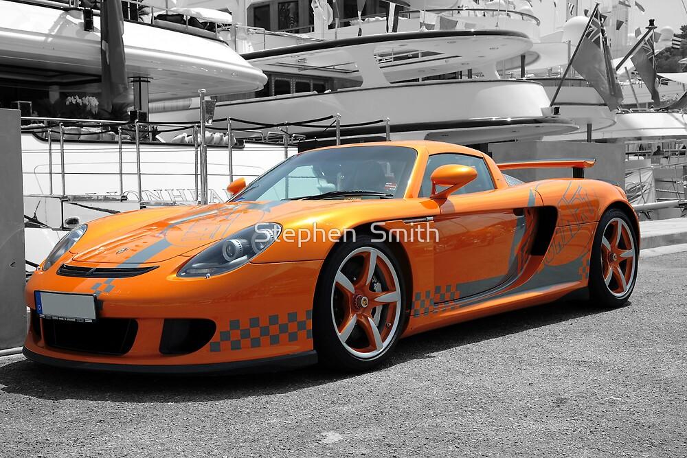 Porsche Carrera GT by Stephen  Smith