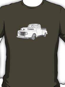 1950 Ford F1 Pickup T-Shirt