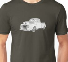 1950 Ford F1 Pickup Unisex T-Shirt