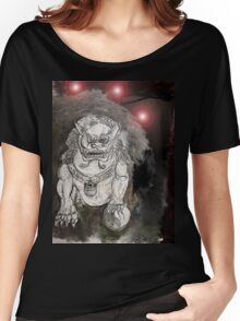 Foo Dog 4 Women's Relaxed Fit T-Shirt