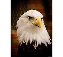 May Your Heart Soar Like An Eagle Photographic Print