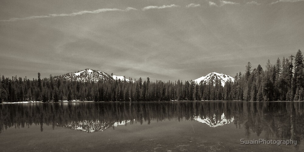 Summit Lake by SwainPhotography