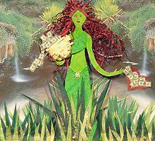 """Abundance by Robin """"Durga"""" Hoffman"""