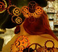Clockwork suffocates under misinformation Sticker