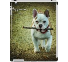 Happiness Is... iPad Case/Skin