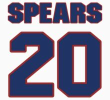 Basketball player Odie Spears jersey 20 T-Shirt
