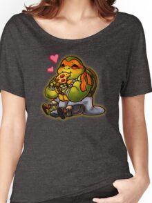 Chibi Michelangelo Women's Relaxed Fit T-Shirt