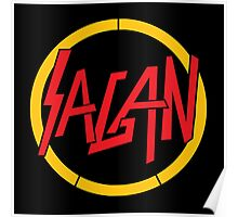 Sagan / Slayer (Monsters of Grok) Poster