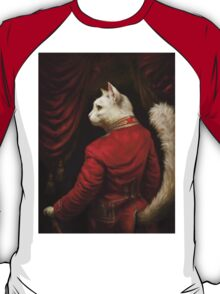 The Hermitage Court Chamber Herald Cat Edited version T-Shirt