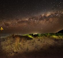 Split Point Milky Way by James Collier