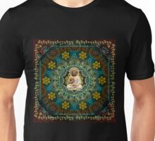 Shakyamuni Buddha - Enlightenment, Peace and Happiness Unisex T-Shirt