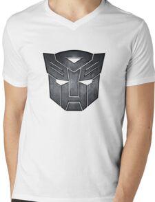 Transformers Autobots Mens V-Neck T-Shirt