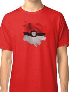 Painting Pokeballs Classic T-Shirt