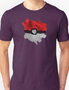 Painting Pokeballs T-Shirt