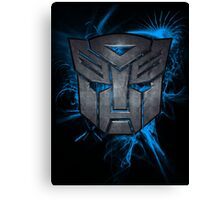 Transformers Autobots Canvas Print