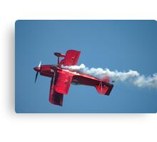 Pitts Special of Chris Sperou, Melton, Australia 2010 Canvas Print
