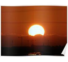 Sunset - 2 23-11-07 Poster