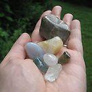 Mineral Rites by Quinn Blackburn