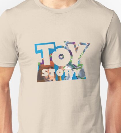 Toy Story To Infinity Unisex T-Shirt