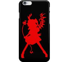 Flandre Scarlet (Red) - Touhou Project iPhone Case/Skin