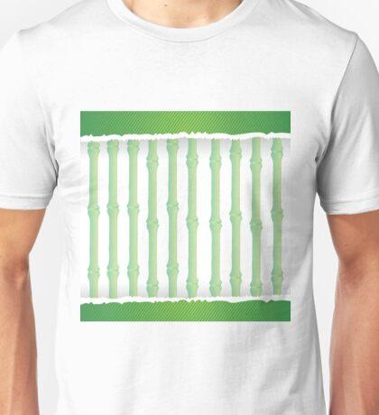 bamboo frame Unisex T-Shirt