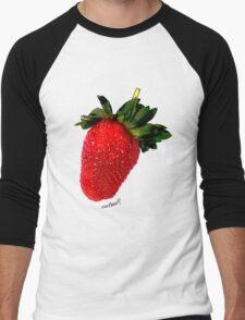 eat me Men's Baseball ¾ T-Shirt