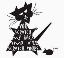 Cat Scratch by Heather Scott