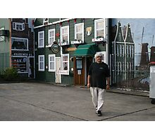 I'm a little Dutch Boy, short and stout. Here is.... Photographic Print