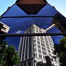 Building In Building, Sydney, Australia 2012 by muz2142