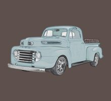 1950 Ford F1 Pickup Kids Clothes