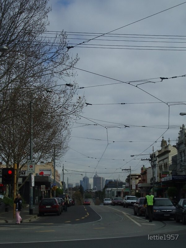Right in Melbourne by lettie1957