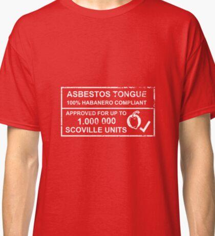 Asbestos Tongue Classic T-Shirt