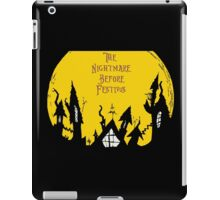 The Nightmare Before Festivus iPad Case/Skin