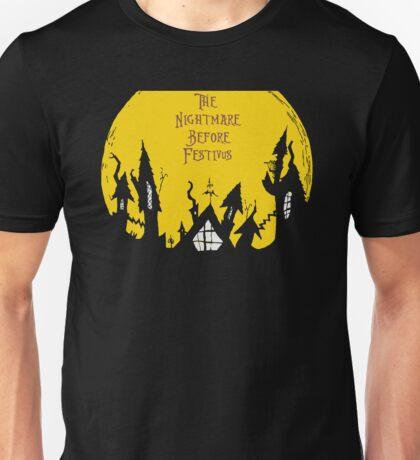 The Nightmare Before Festivus Unisex T-Shirt