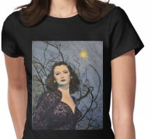 The Sleepwalker by Jane Ianniello Womens Fitted T-Shirt