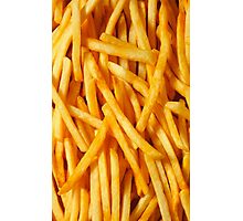 fries 4 dayz Photographic Print