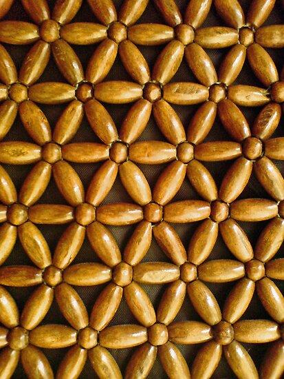 wooden stars by bellebuckley