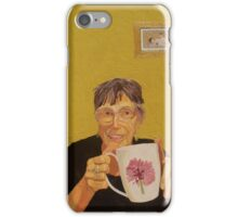 A cuppa with Trish iPhone Case/Skin