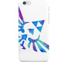 Skyward Sword Paint Blue iPhone Case/Skin