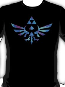 Skyward Sword Paint Blue T-Shirt