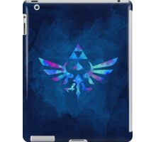 Skyward Sword Paint Blue iPad Case/Skin