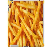 fries 4 dayz iPad Case/Skin